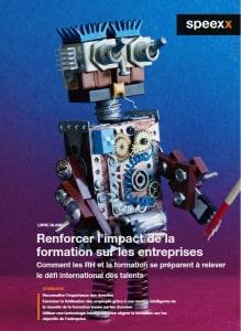 couverture de l'ebook Les neurosciences de la formation – A l'ère de la transformation digitale –