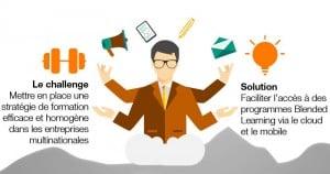 Infographie | Le futur de la formation sera t-il mobile ?