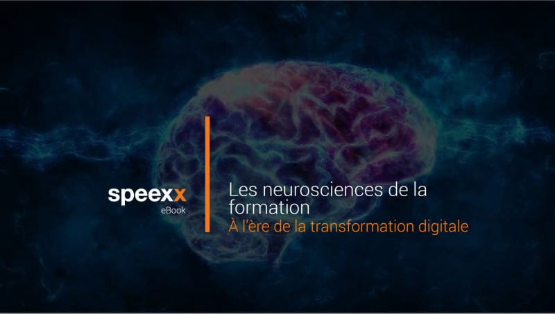 couverture de l'ebook Les neurosciences de la formation – A l'ère de la transformation digitale –