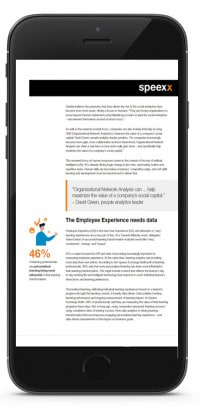 whitepaper about the big data era in HR
