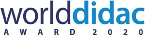 intelligentes digitales Sprachtraining mit dem Worlddidac Award 2020