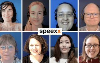 8 language coaches from Speexx offering tips on distance learning