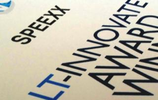 LT-Innovate Award for Speexx
