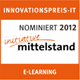 IT Innovation Award 2012