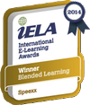 International E-Learning Association Award 2014