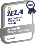 International E-Learning Association Award 2016