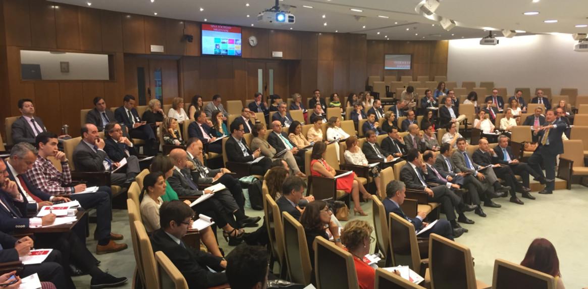 Evento DCH Dialogo CEOs Directores RRHH
