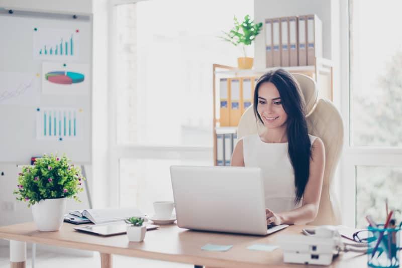 Das richtige Arbeitsumfeld sorgt für eine gute Arbeitsatmosphäre