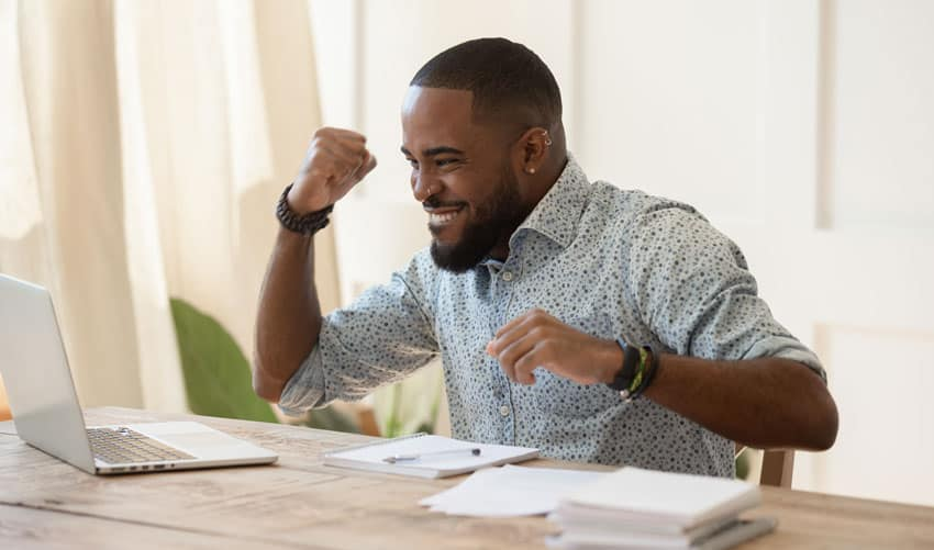 Don't hold back on praise when managing remote teams