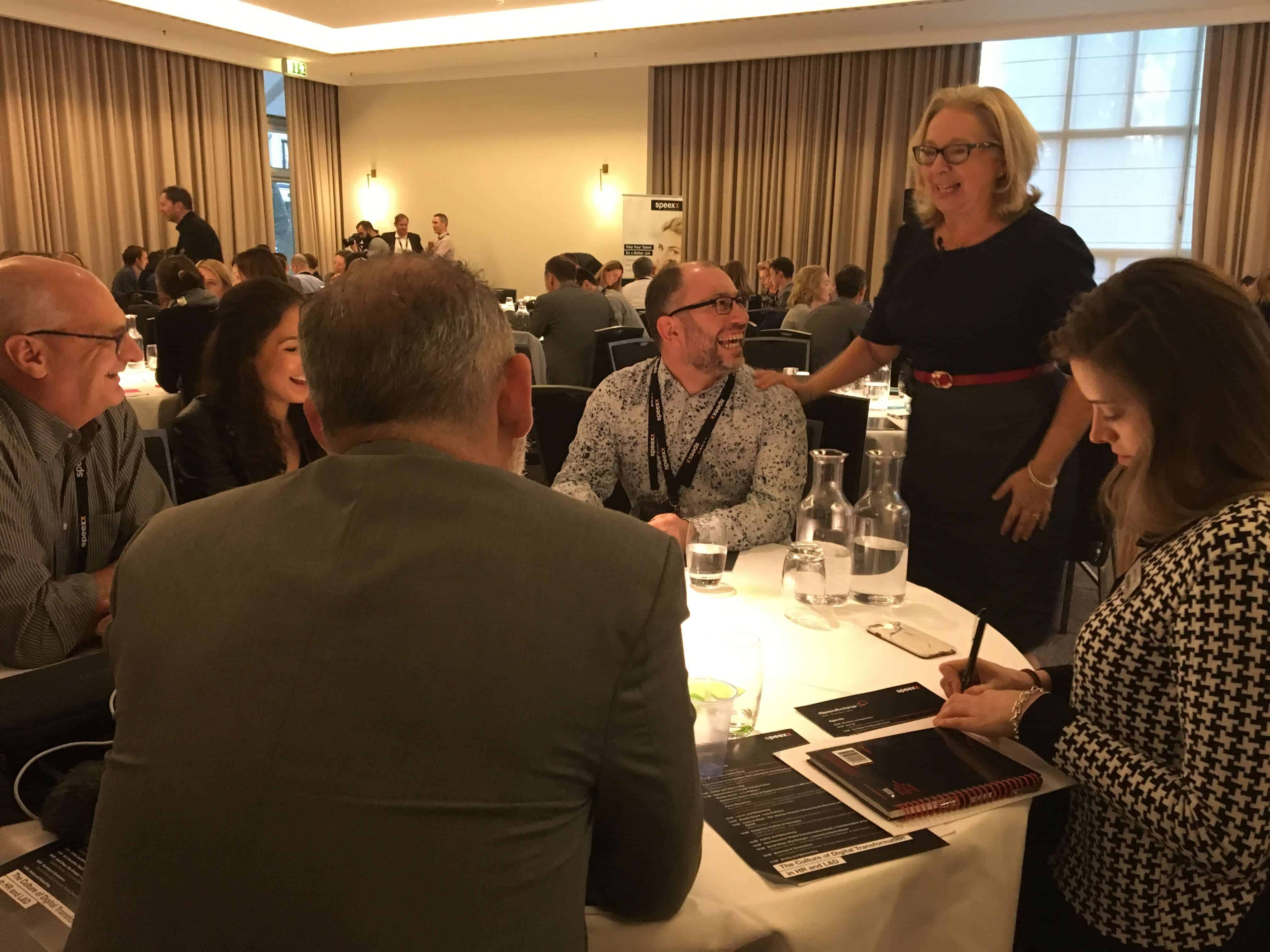 laura overton speexx exchange 2018 discussions