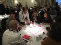 speexx exchange 2018 L&D in digital transformation roundtable discussions