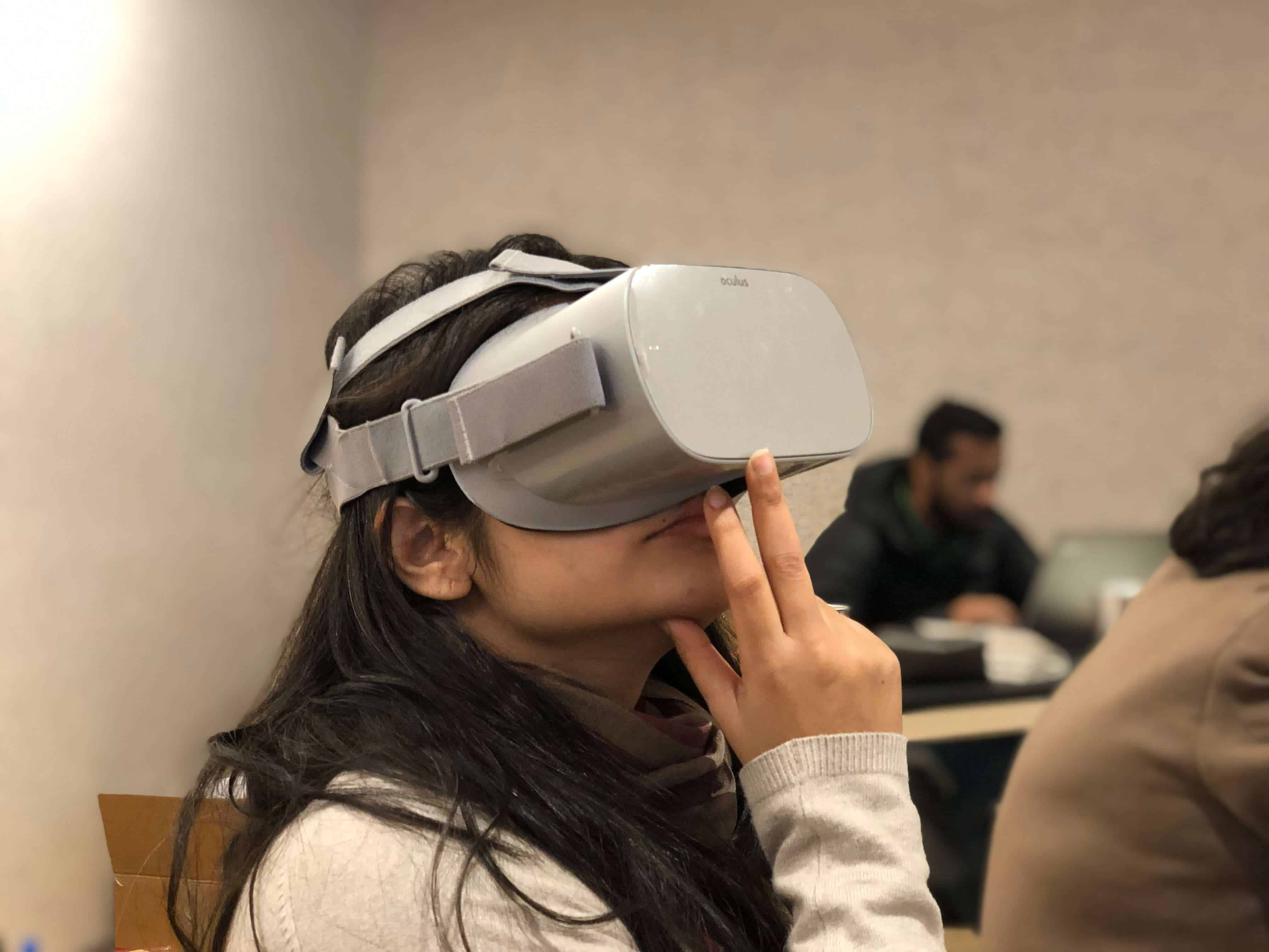 virtual reality in learning transformation