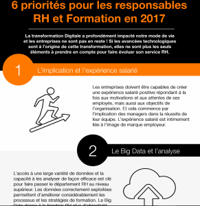 Infografik HR Ziele 2017