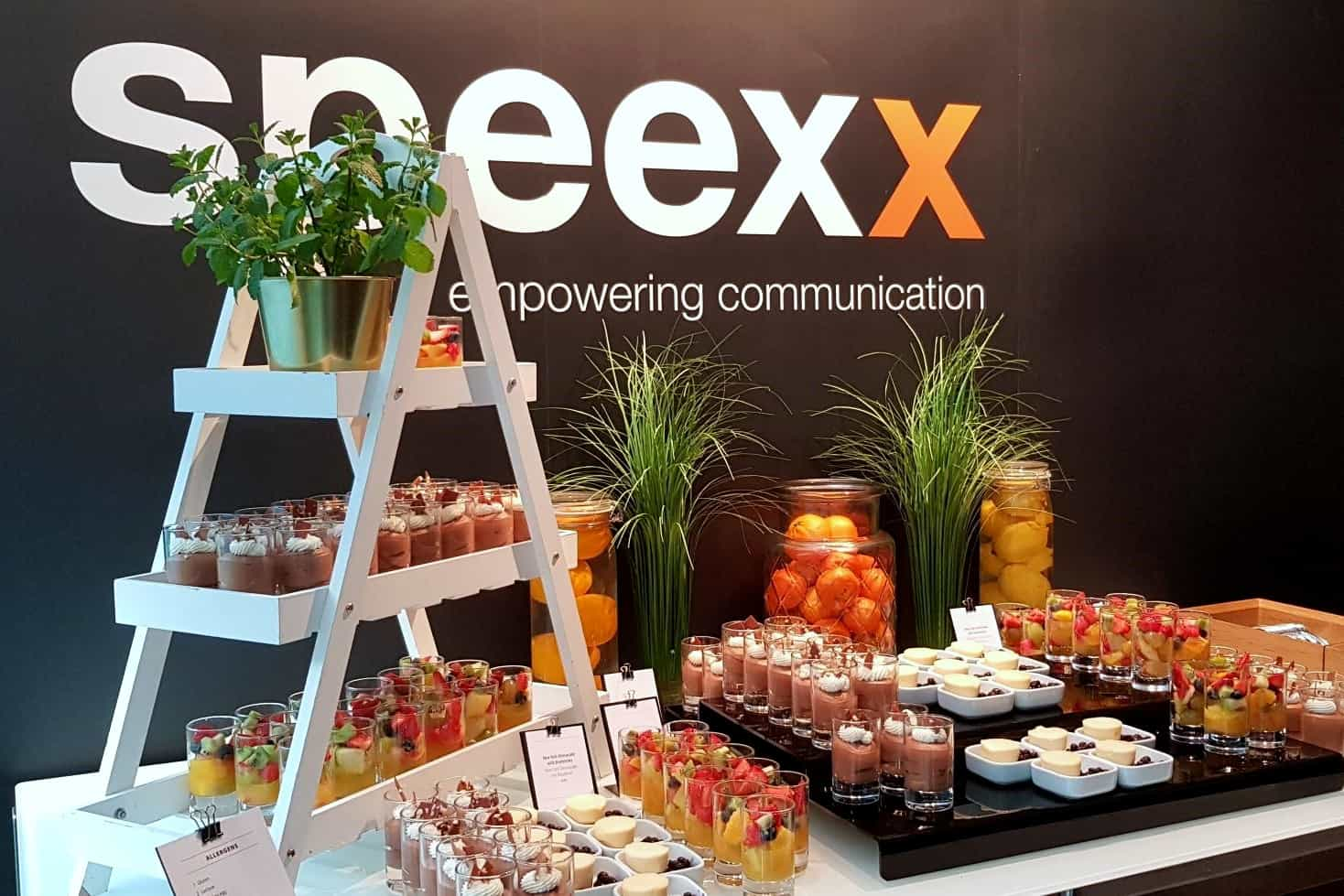 Speexx Exchange Buffet