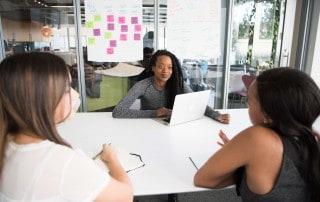 HR assessing training needs