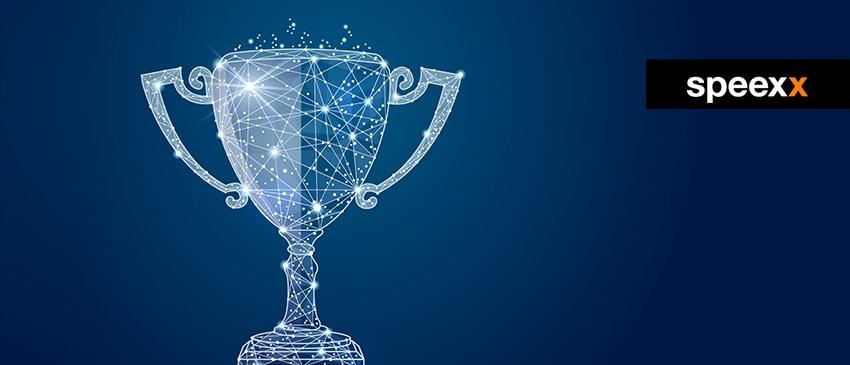 Booaoo Award 2020 - Speexx erneut ausgezeichnet