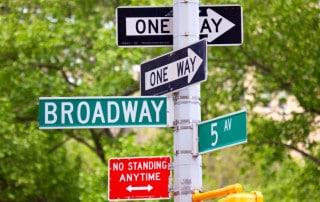 Indicazioni stradali