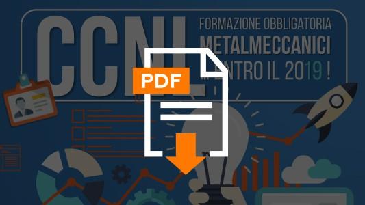CCNL formazione obbligatoria download banner