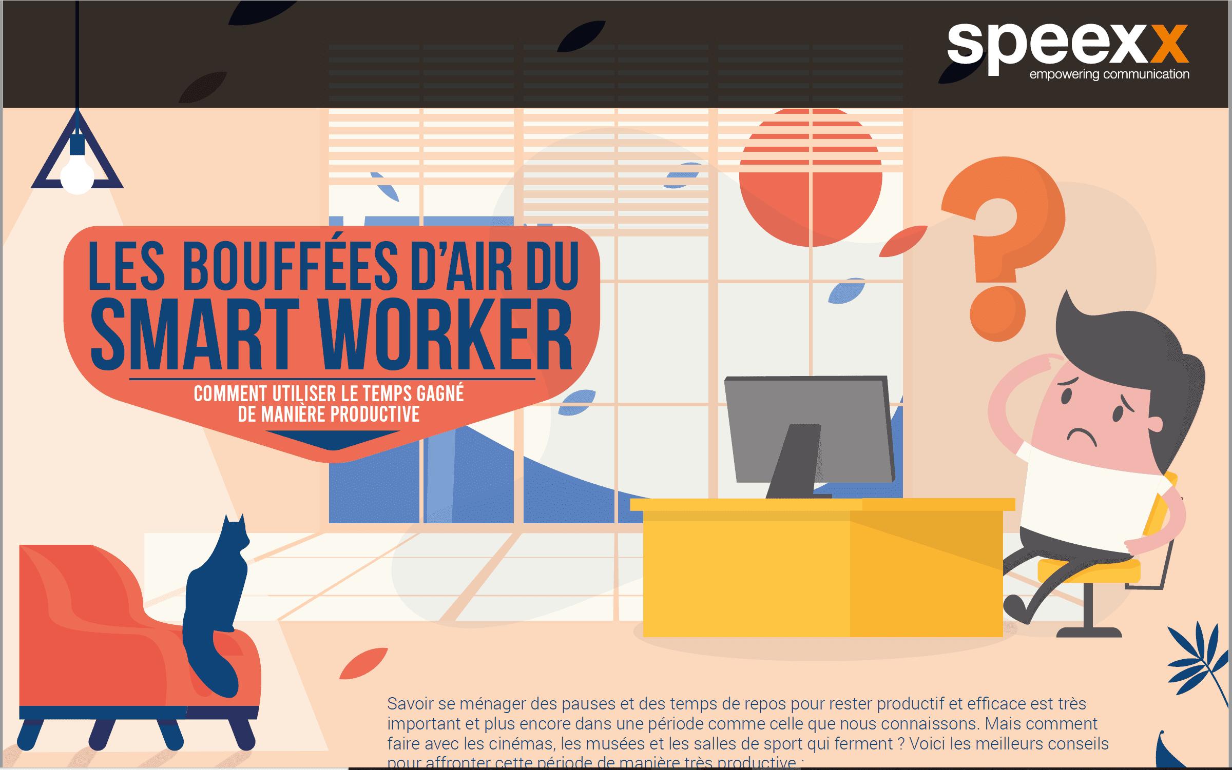 Image : Les bouffées d'air du smartworker