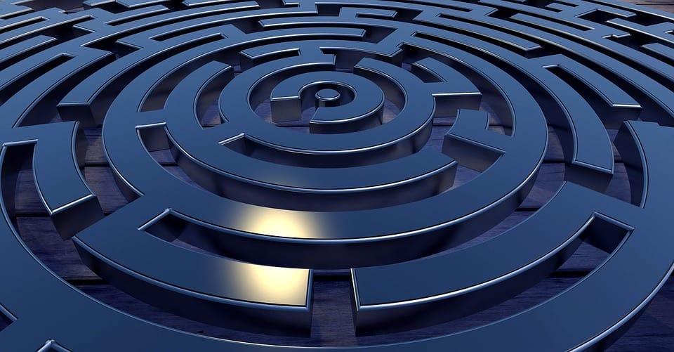 der weg aus dem labyrinth