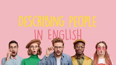 describing-people-english
