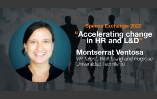 Speexx exchange 2020 interview with Monserrat Ventosa