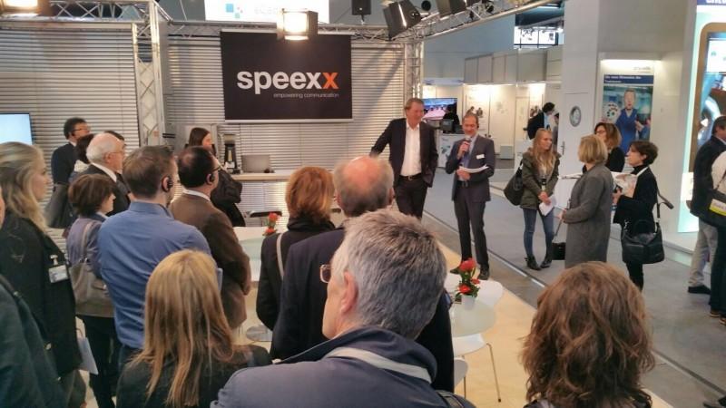Speexx auf der LEARNTEC 2018