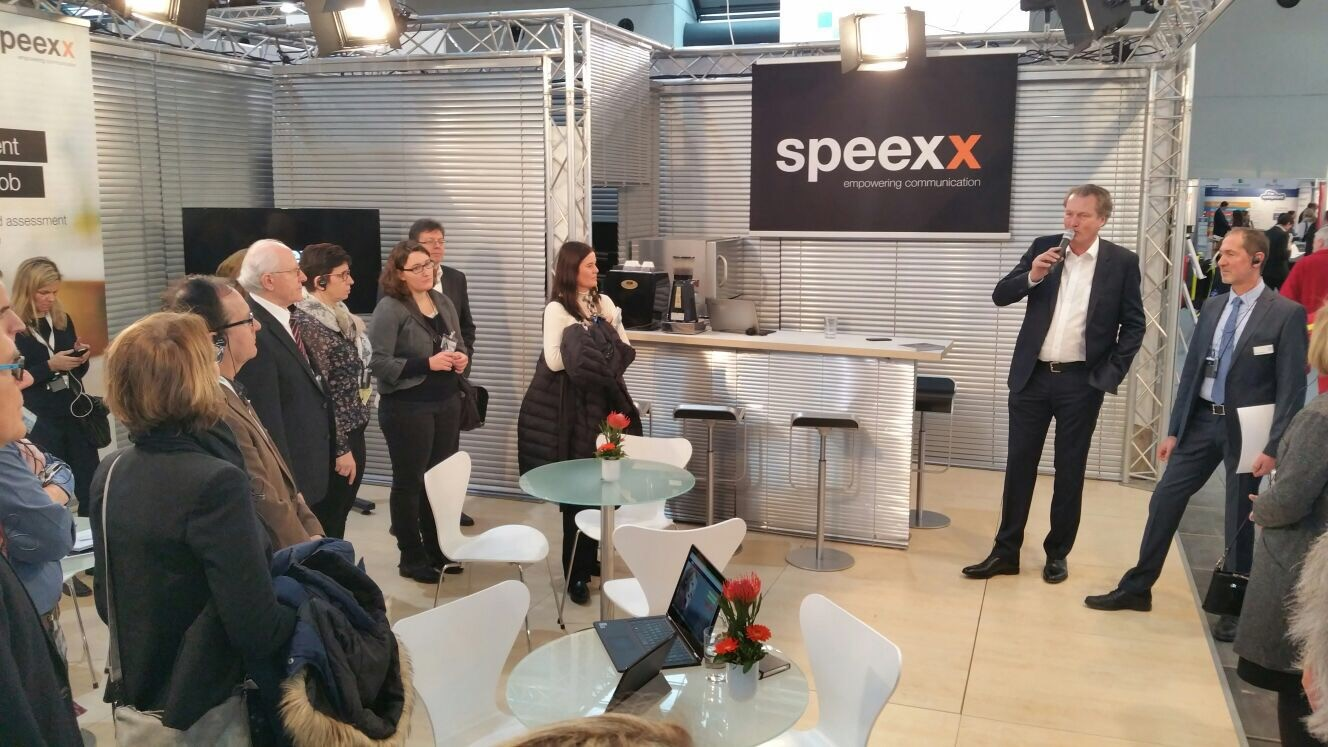 Speexx Learntec