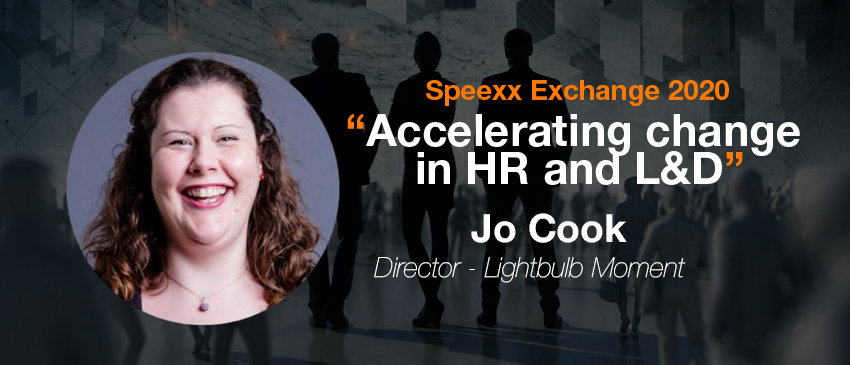 speexx exchange 2020 speaker jo cook