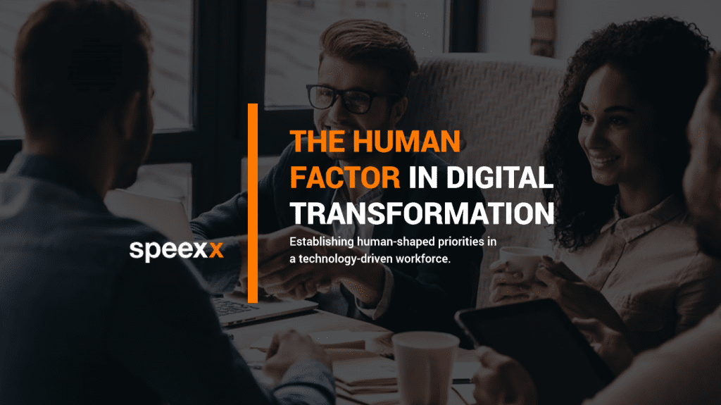 human factor in digital transformation ebook