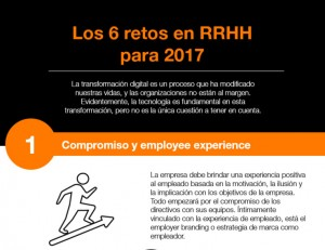 infografia retos rrrhh 2017
