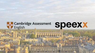 speexx und cambridge english assessment