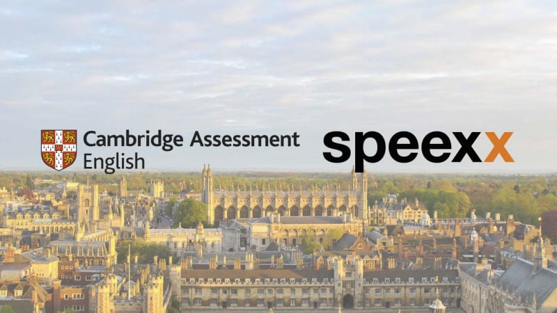 speexx and cambridge english assessment