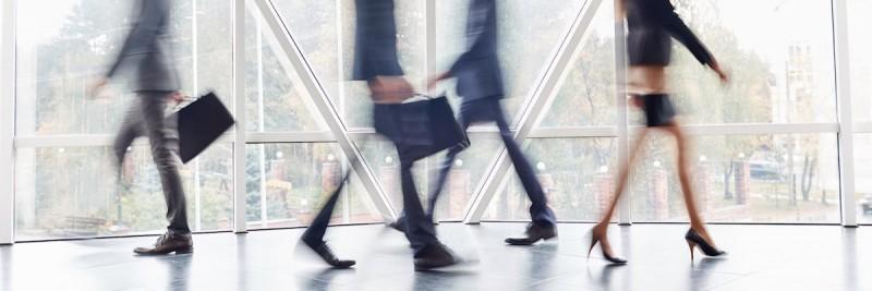Motivierte und produktive Mitarbeiter