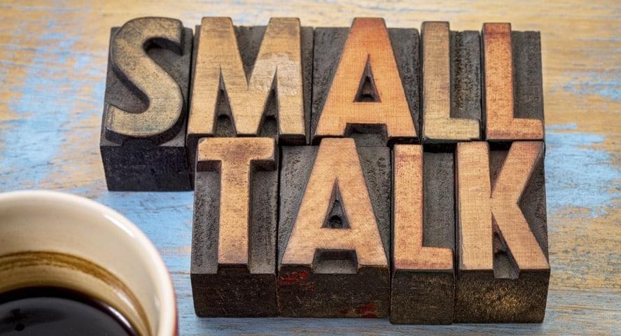 smalltalk in inglese