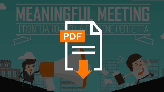 meaningful meeting - prontuario per la riunione perfetta