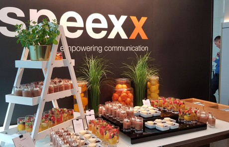 speexx exchange 2018 lunch