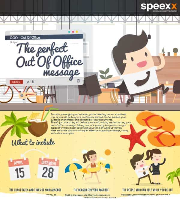 Infografica - Perfect Out Of Office