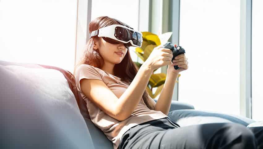 virtual corporate training session