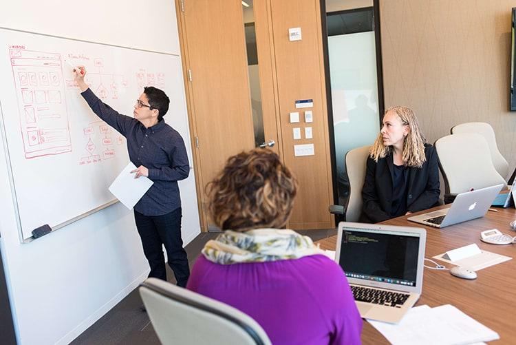 make soft skills more user centric