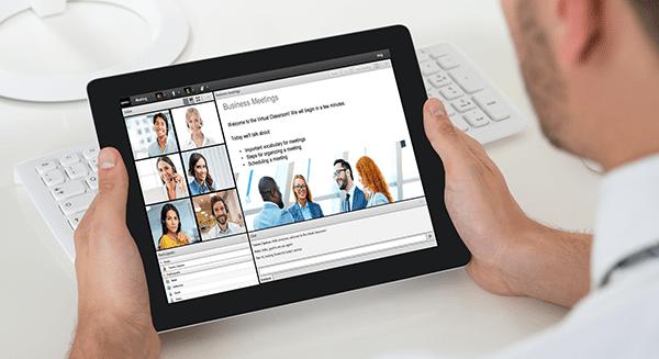 Speexx Virtueller Klassenraum mit Bildungsgutschein