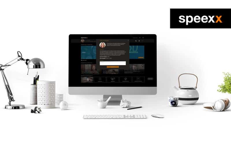 Speexx winning Worlddidac award